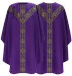 Semi Gothic Chasuble GY201-F25