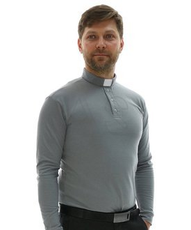 Clerical shirt polo PD-S