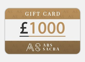 GIFT CARD 1000 GBP