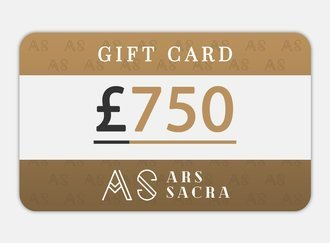 GIFT CARD 750 GBP
