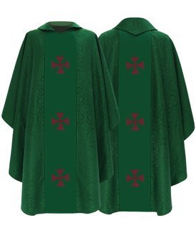 Gothic Chasuble 755-Z25