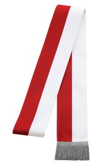 Sash white-red SZA-BC-S