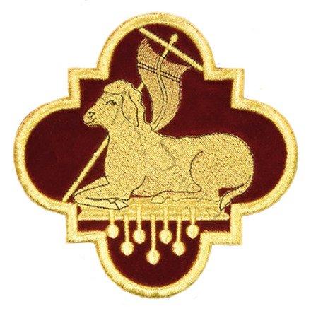 """Emblem """"Lamb"""" AP-LAMB-C"""
