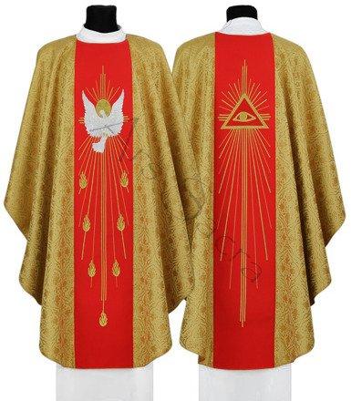 """Gothic Chasuble """"Holy Spirit"""" G535-GC16"""
