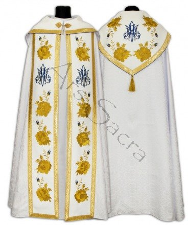 Marian Gothic Cope K636-B25p
