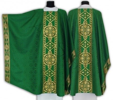 Monastic Chasuble MX013-Z25