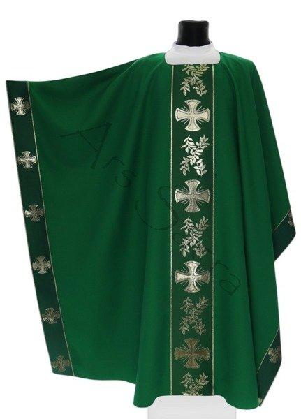"Monastic Chasuble ""Maltese Crosses"" MX006-Z"