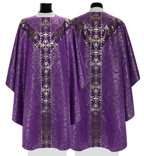 Semi Gothic Chasuble GY102-F14