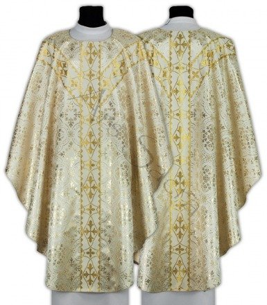 Semi Gothic Chasuble GY102-K14