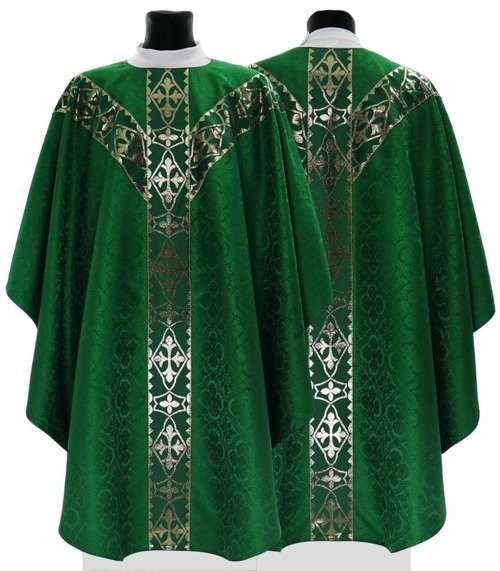 Semi Gothic Chasuble GY102-Z25