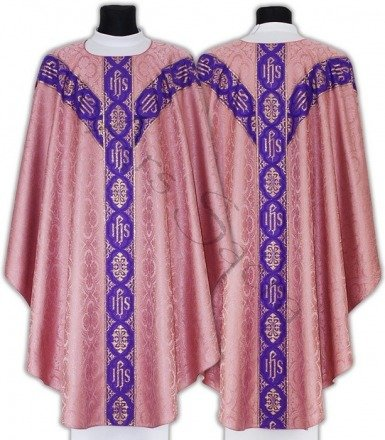 Semi Gothic Chasuble GY213-R25