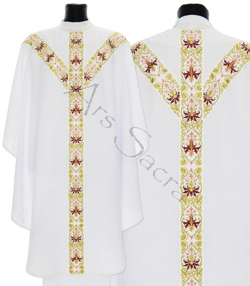 Semi Gothic Chasuble GY637-B