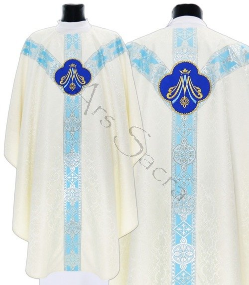 Chasuble semi-gothique GY214-BN25