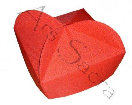 Birreta roja con 3 esquinas B-7