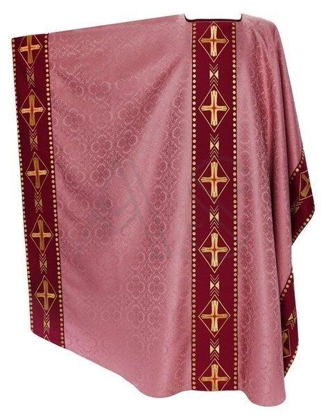 Casulla monástica MX553-R25