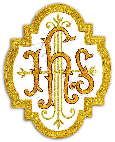 """Emblema """"IHS"""" AP-IHS-2"""